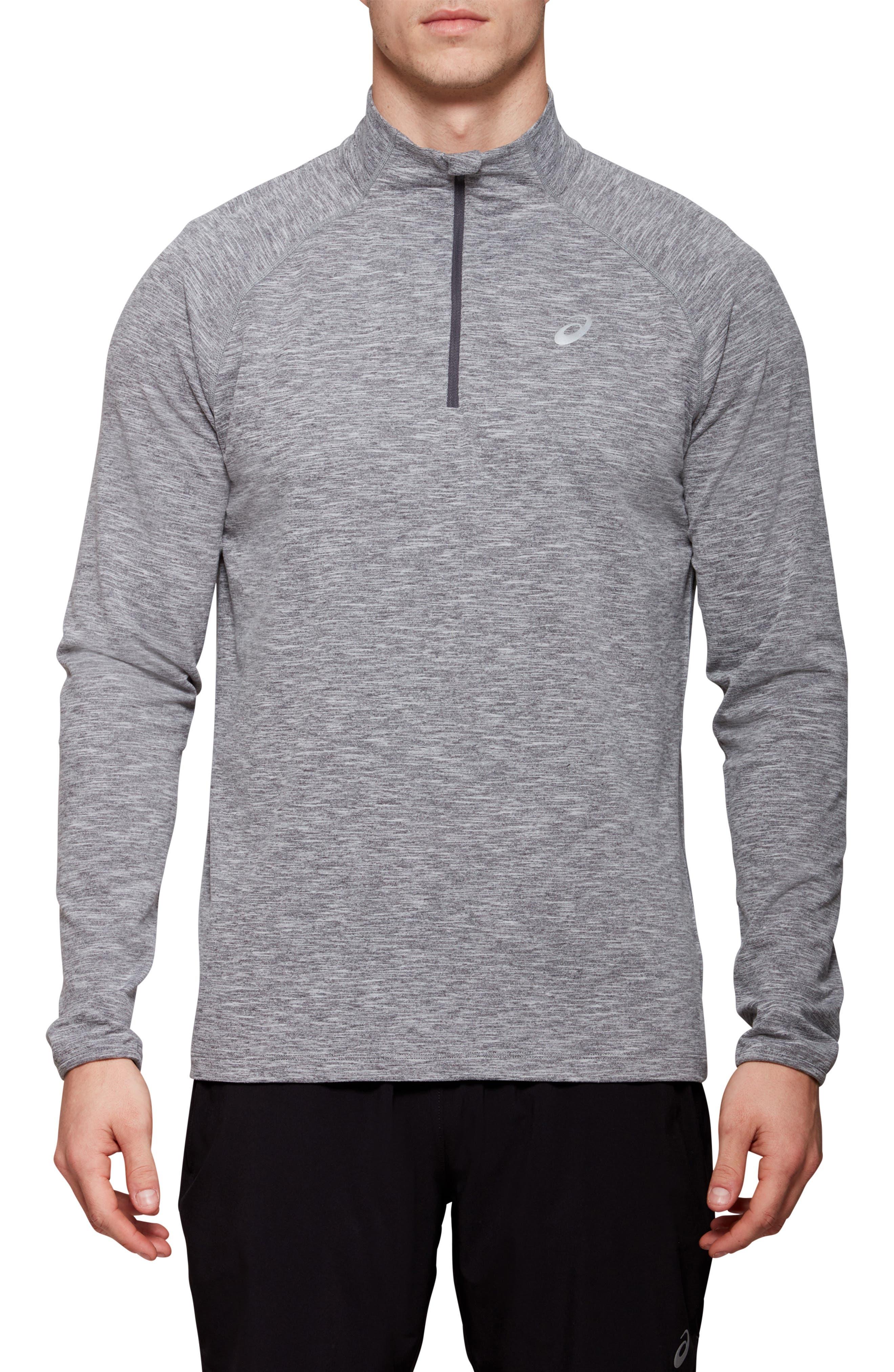 Men's Asics Doarai Quarter Zip Pullover