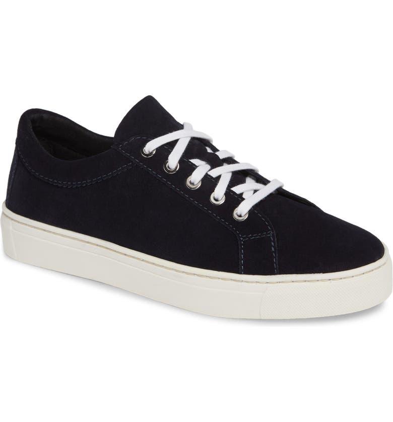 THE FLEXX Sneak Away Sneaker, Main, color, BLUE SUEDE