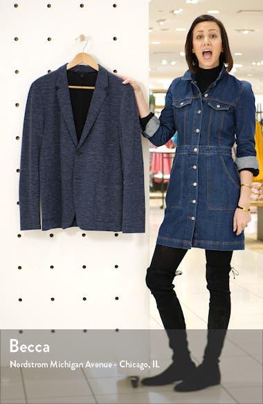 Slim Fit Double Knit Sport Coat, sales video thumbnail