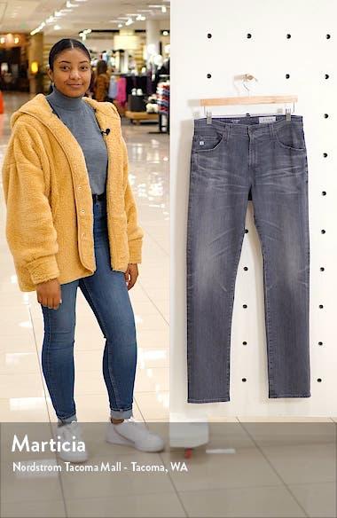 Everett Slim Straight Leg Jeans, sales video thumbnail