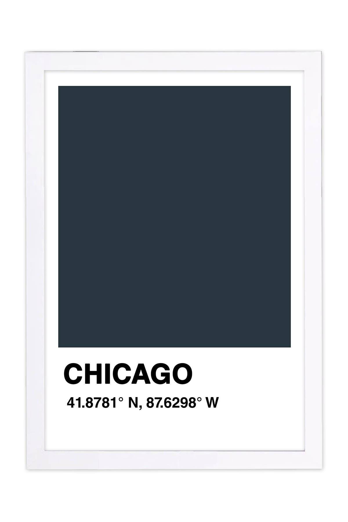 Image of Wynwood Studio Chicago Color Swatch Art
