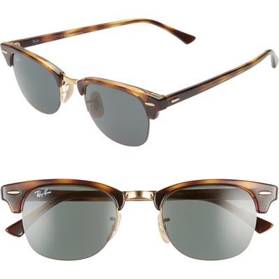Ray-Ban Phantos 4m Browline Sunglasses - Havana