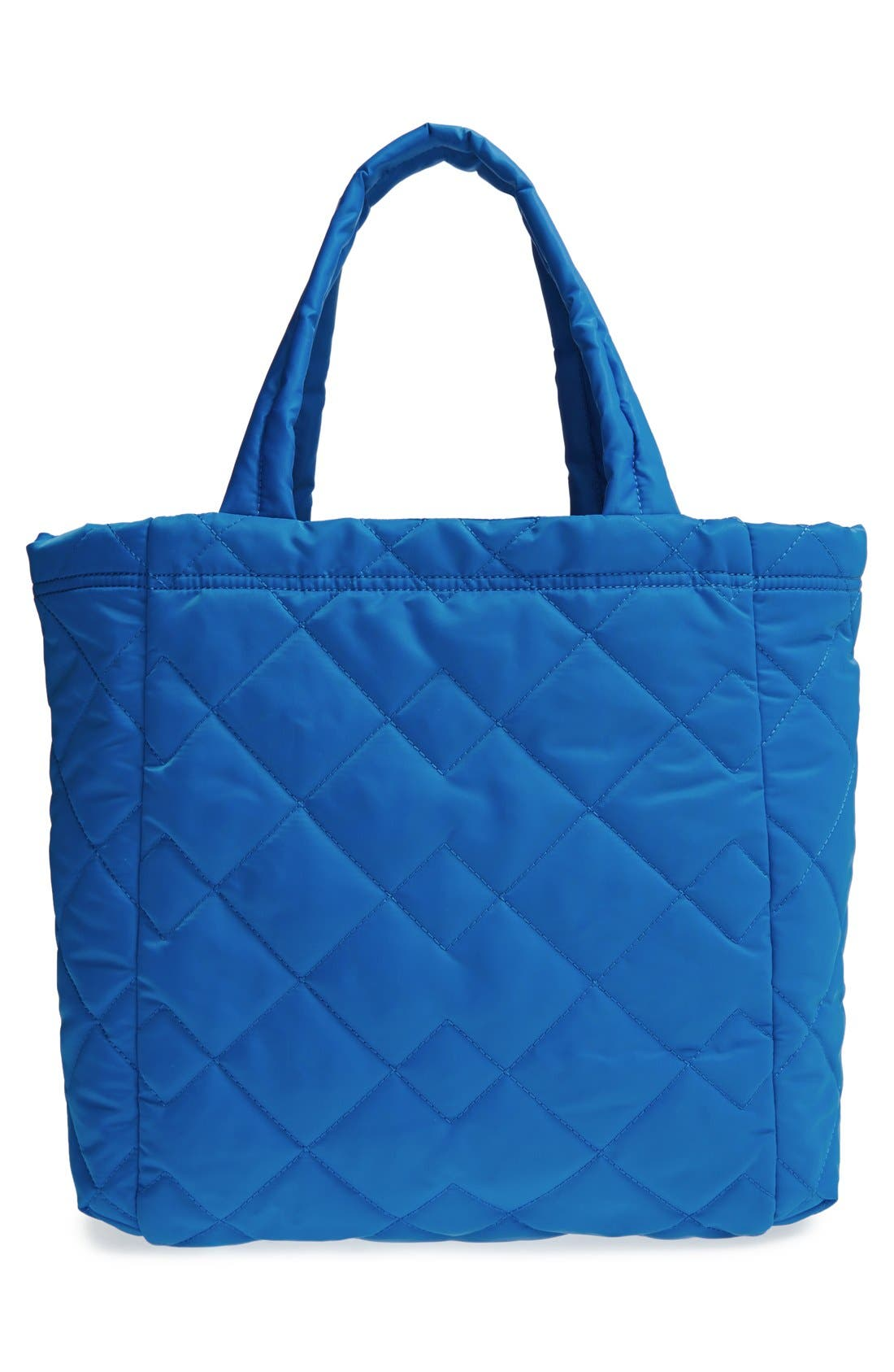 ,                             MARC BY MARC JACOBS 'Crosby' Quilted Nylon Tote,                             Alternate thumbnail 13, color,                             481