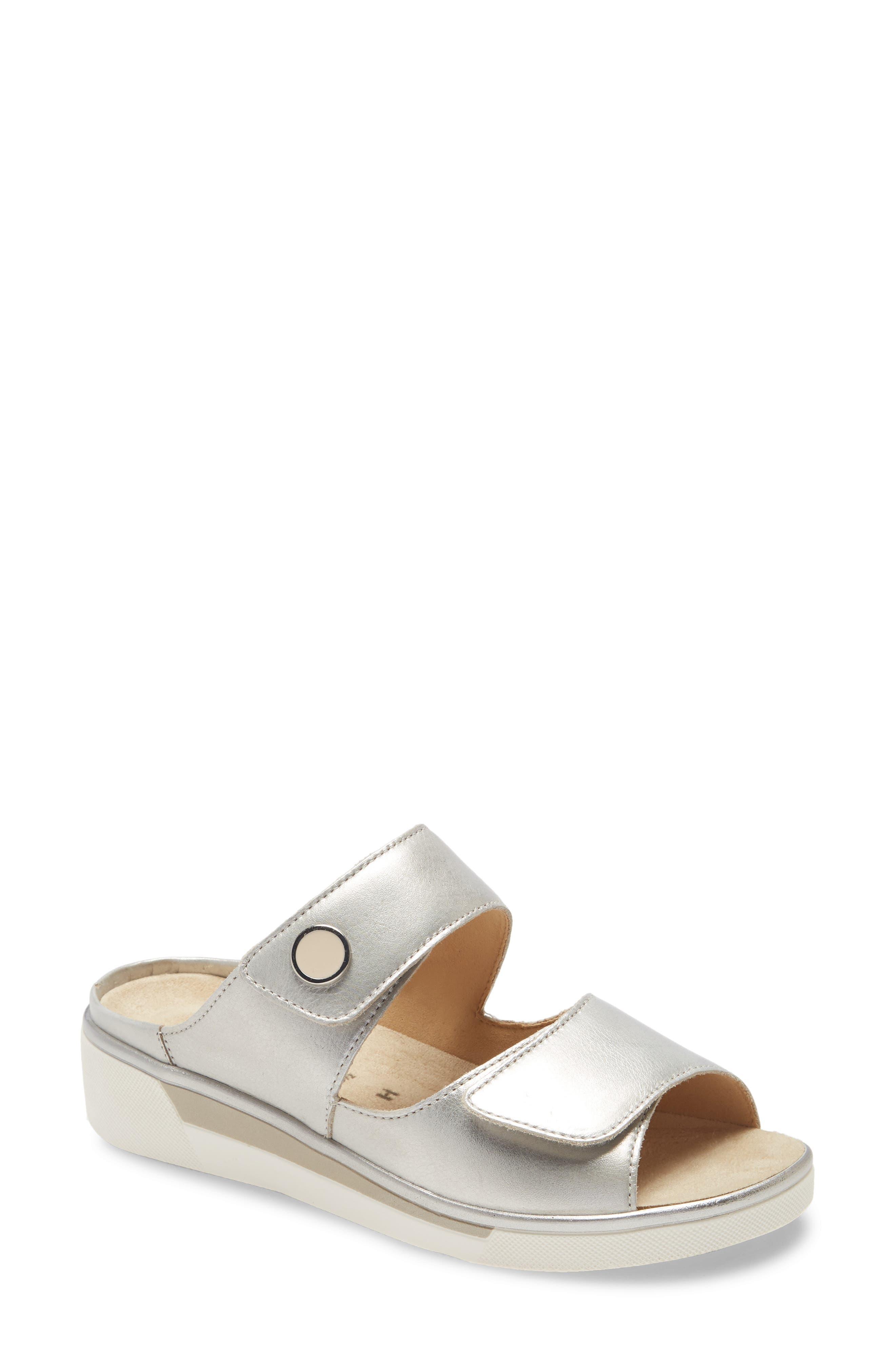 Carmen Slide Sandal