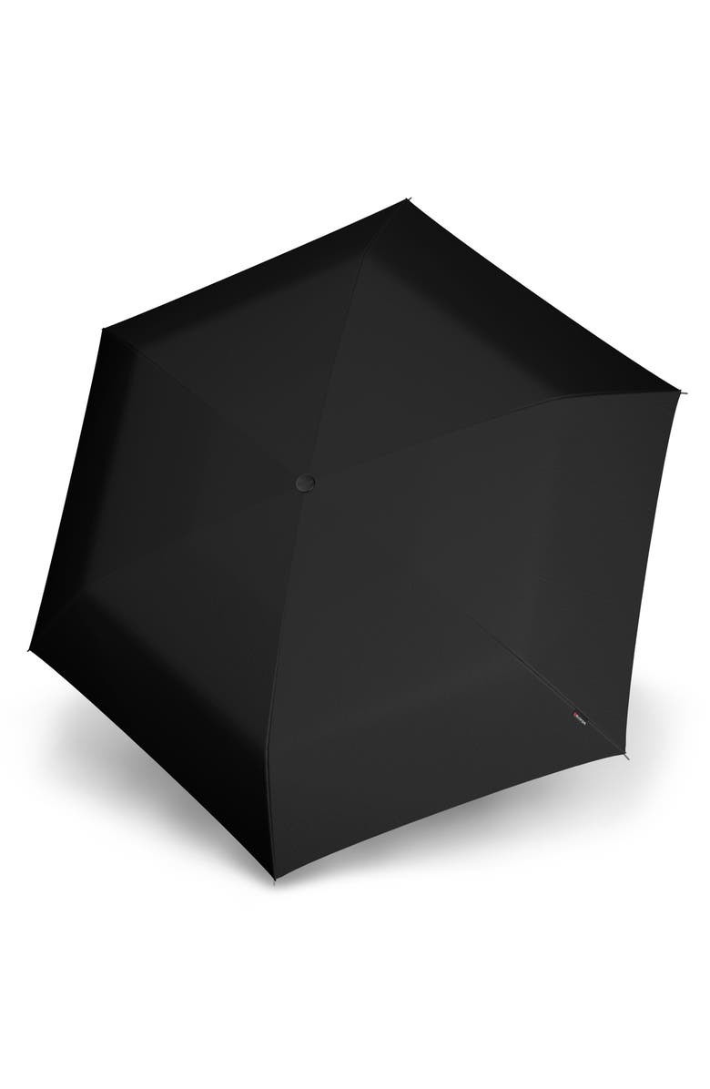 KNIRPS T200 Auto Open/Close Umbrella, Main, color, BLACK