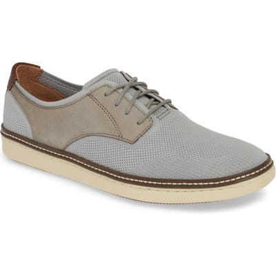 Johnston & Murphy Mcguffy Sneaker, Grey