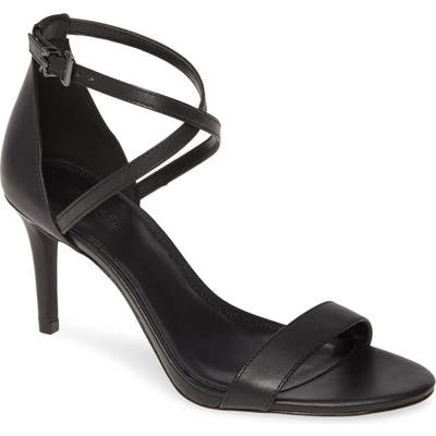 Michael Michael Kors Ava Strappy Sandal, Black