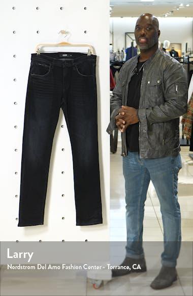 Blake Slim Straight Leg Jeans, sales video thumbnail