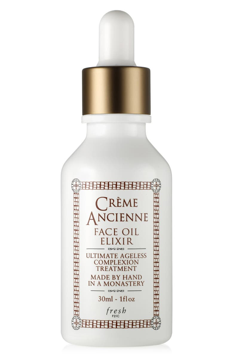 FRESH<SUP>®</SUP> Crème Ancienne Face Oil Elixir, Main, color, NO COLOR