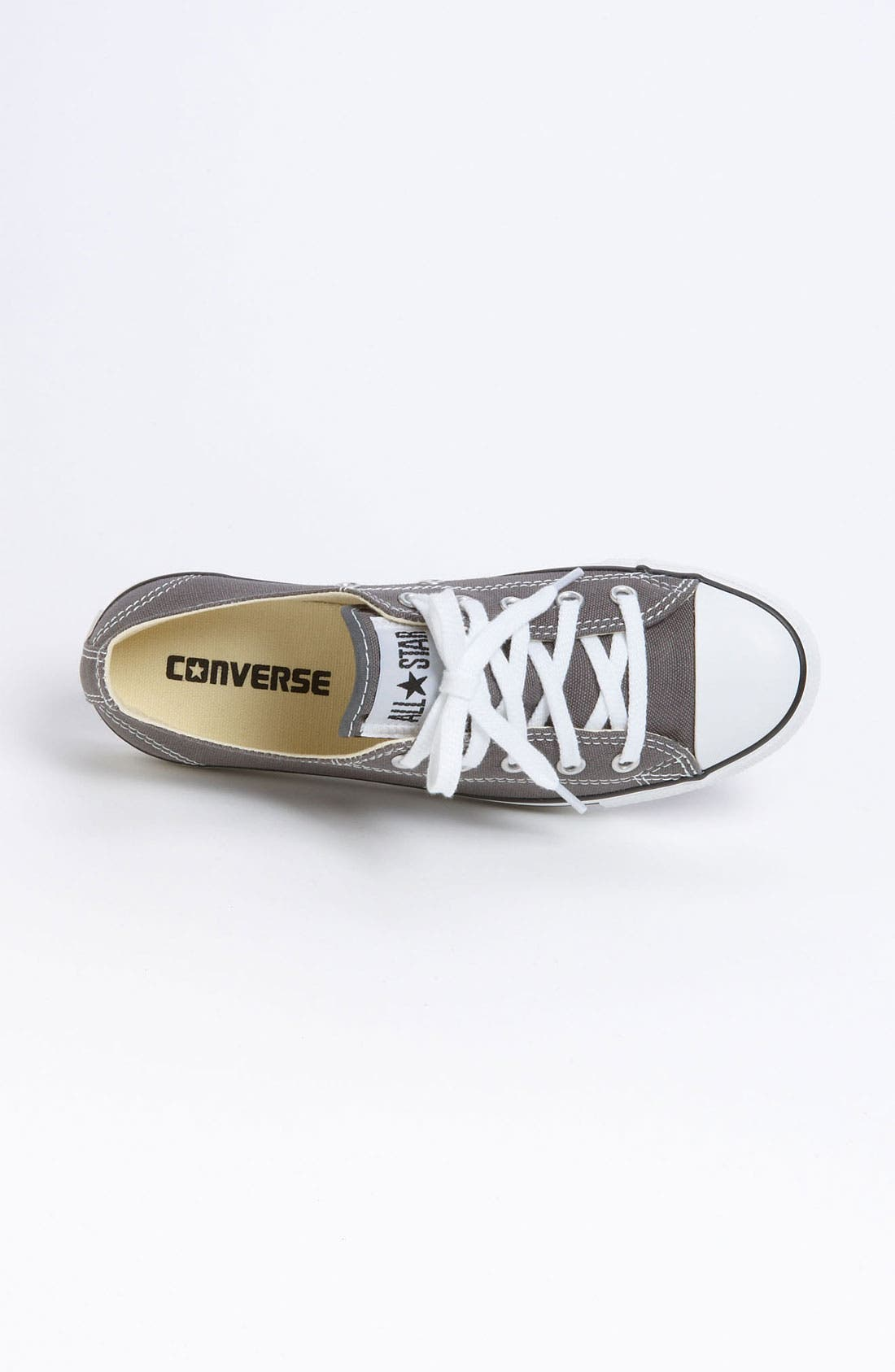 ,                             Chuck Taylor<sup>®</sup> 'Dainty' Sneaker,                             Alternate thumbnail 6, color,                             020