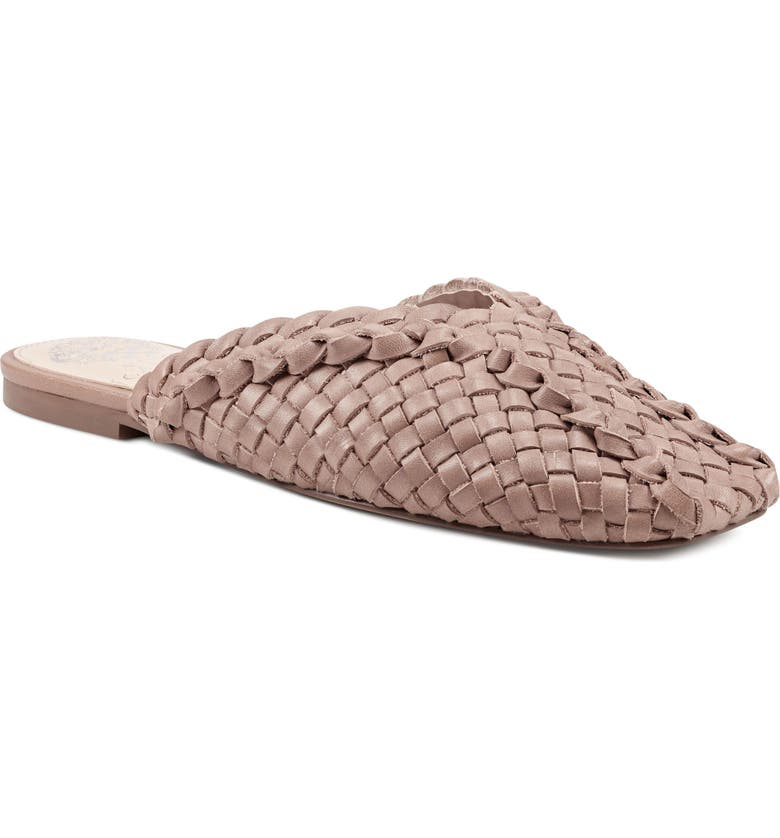 VINCE CAMUTO Loralee Mule, Main, color, TRUFFLE TAUPE