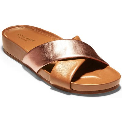 Cole Haan Arielle Slide Sandal B - Brown
