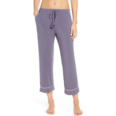 Nordstrom Lingerie Moonlight Crop Pajama Pants