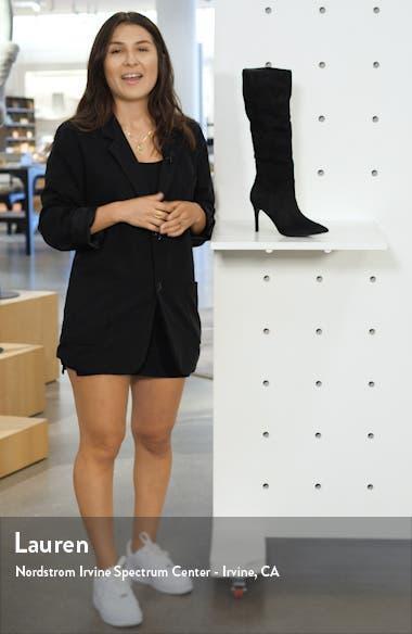 Kinga Knee High Boot, sales video thumbnail