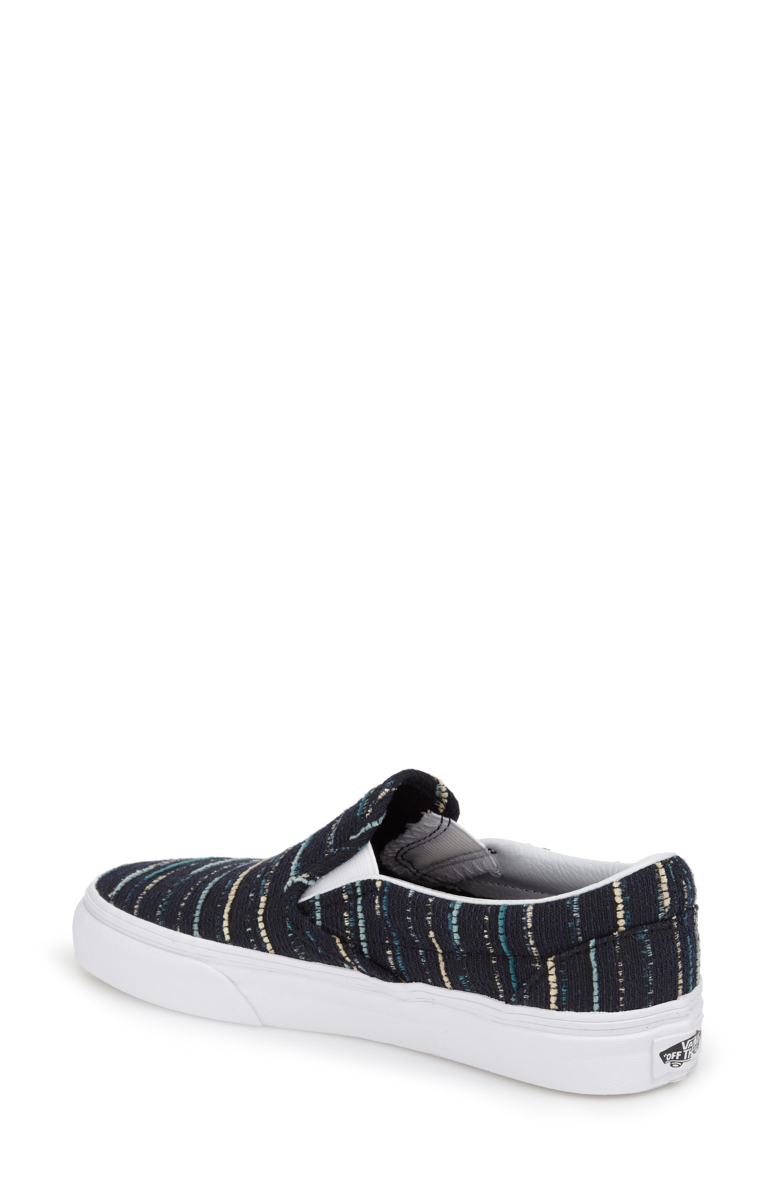 ,                             Classic Slip-On Sneaker,                             Alternate thumbnail 72, color,                             007