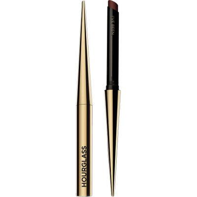 Hourglass Confession Ultra Slim High Intensity Refillable Lipstick - Ive Been - Deep Rose Brown