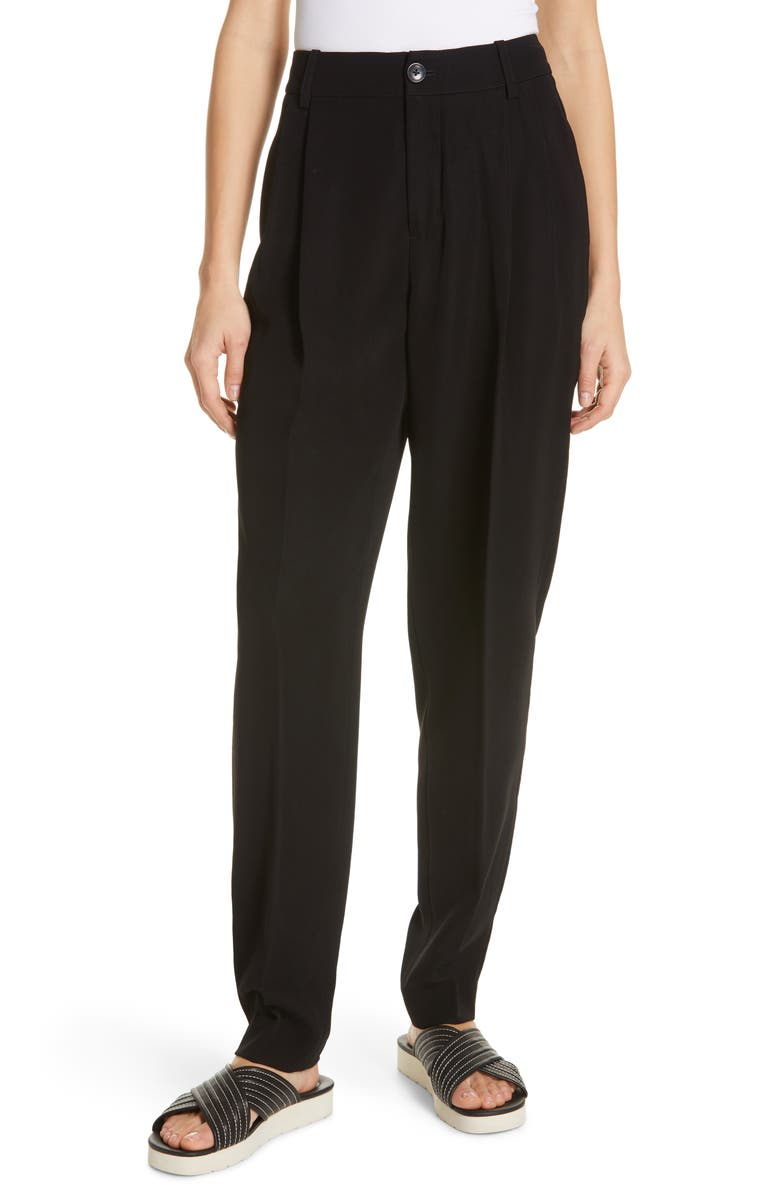 VINCE Tapered Pants, Main, color, 001