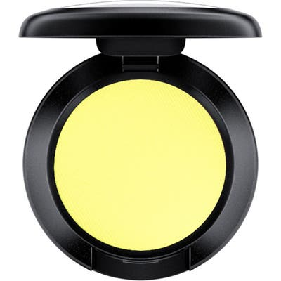 MAC Blue/green Eyeshadow - Shock Factor (M)