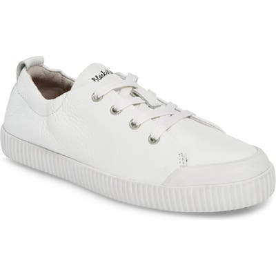 Blackstone Rl78 Low Top Sneaker, White