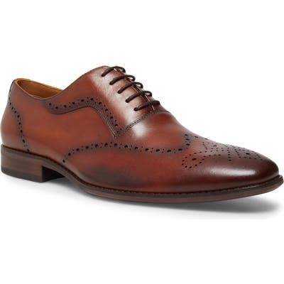 Steve Madden Dimas Wingtip, Brown