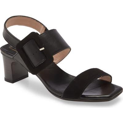 Hispanitas Strappy Sandal - Black