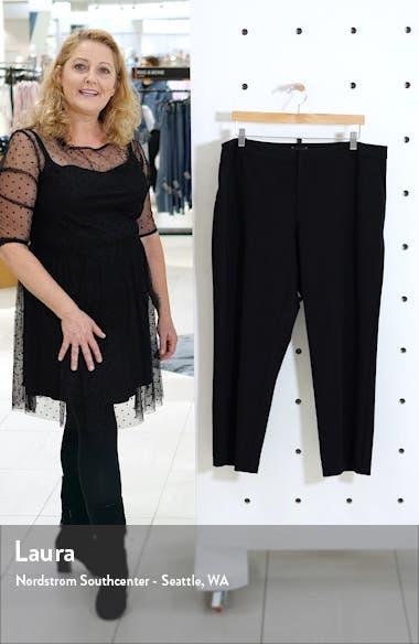 Tech Ponte Skinny Ankle Pants, sales video thumbnail