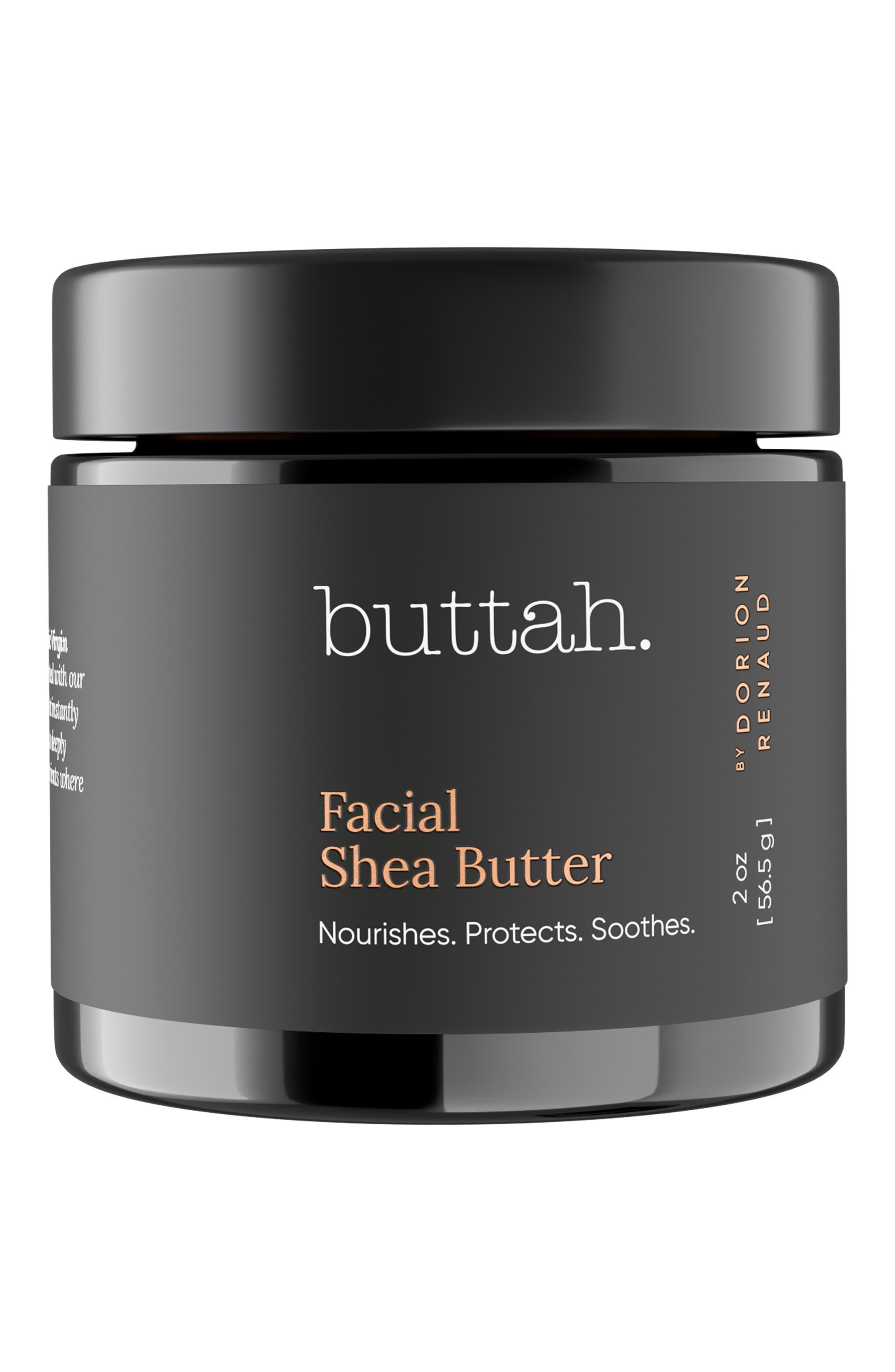 Facial Shea Butter Moisturizer