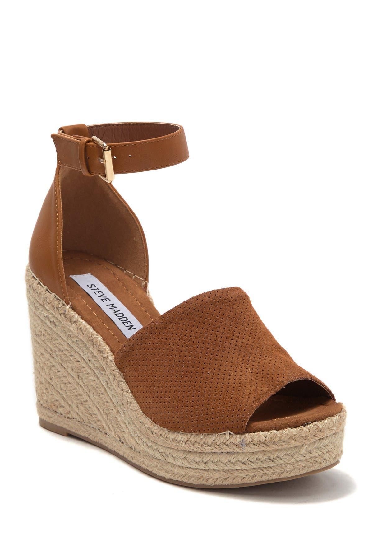 Josey Platform Wedge Espadrille Sandal