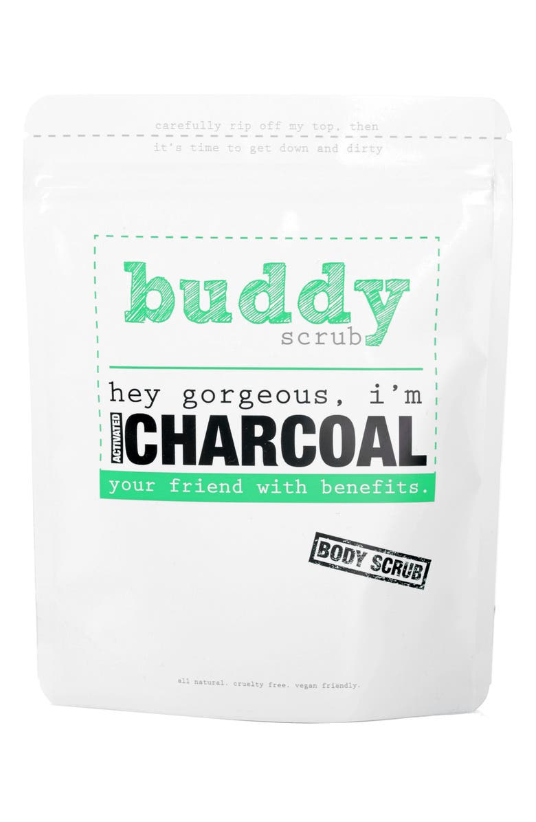 BUDDY SCRUB Coffee Body Scrub, Main, color, 001