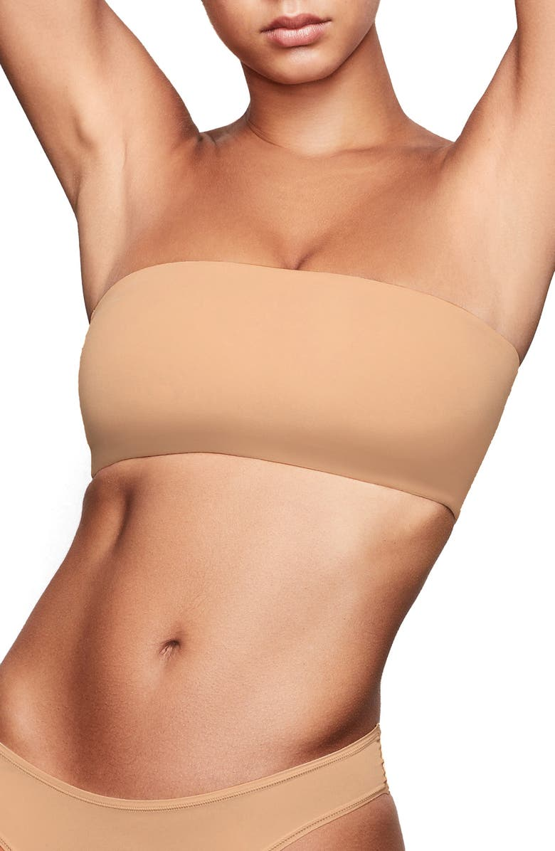 SKIMS Fits Everybody Bandeau Bralette, Main, color, 250