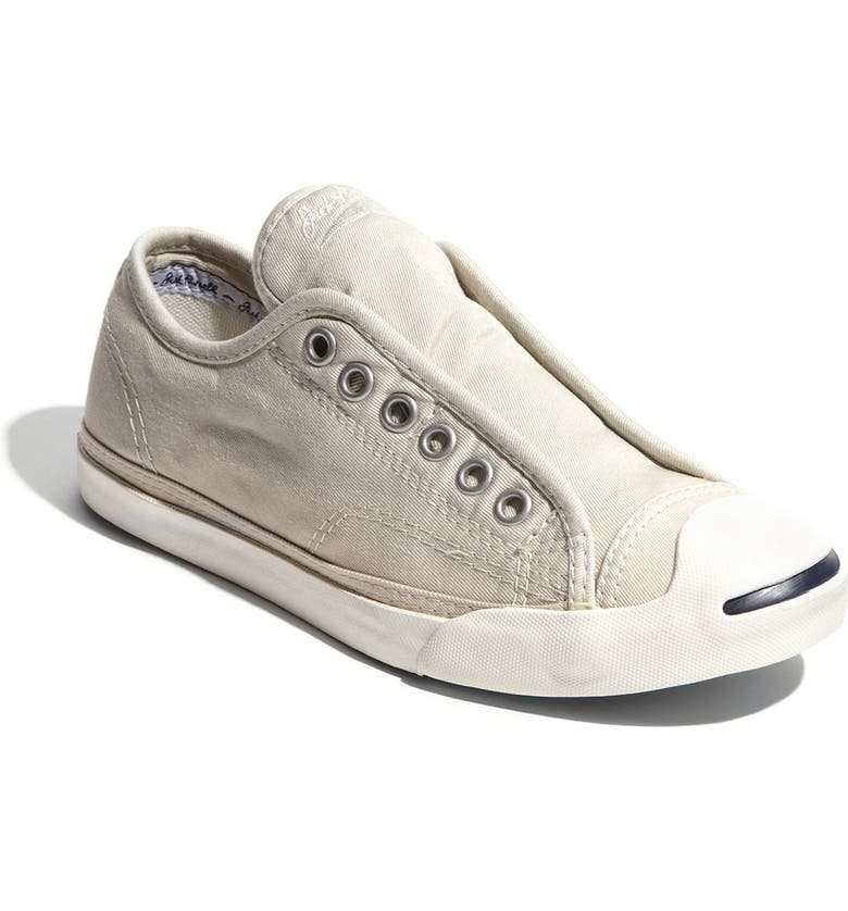CONVERSE 'Jack Purcell' Slip-On Sneaker, Main, color, 020