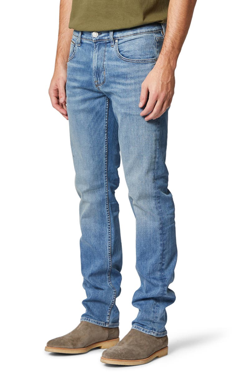 HUDSON JEANS Byron Straight Leg Jeans, Main, color, INTERFER