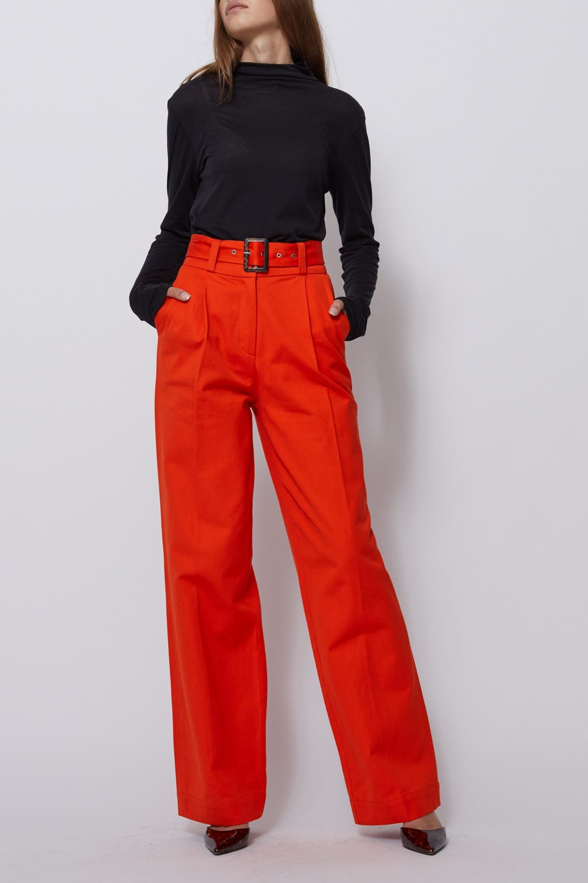 Image of BALDWIN Harbor Wide Leg Pants