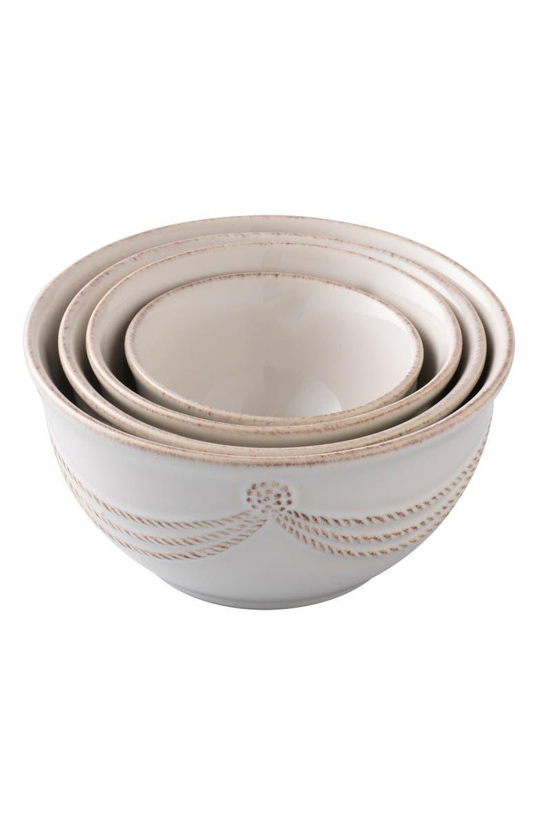 JULISKA 'Berry and Thread' Nesting Prep Bowls, Main, color, 100