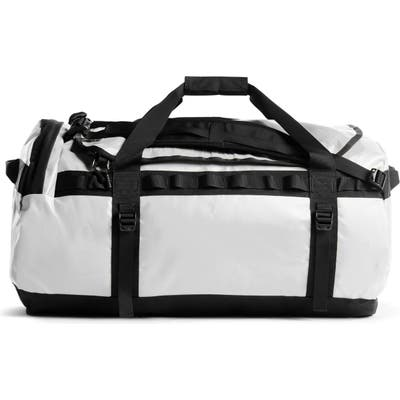 The North Face Base Camp Large Duffle Bag - White