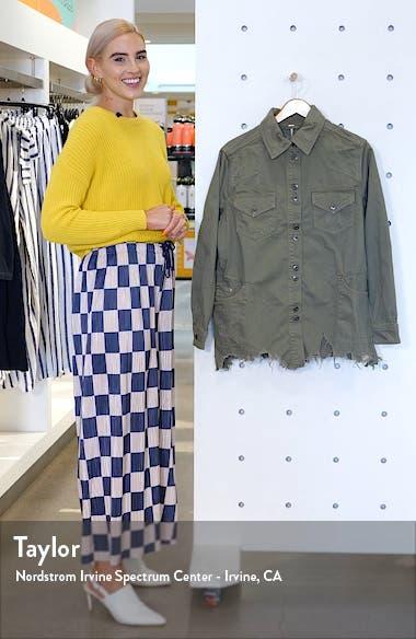 Moonchild Shirt Jacket, sales video thumbnail