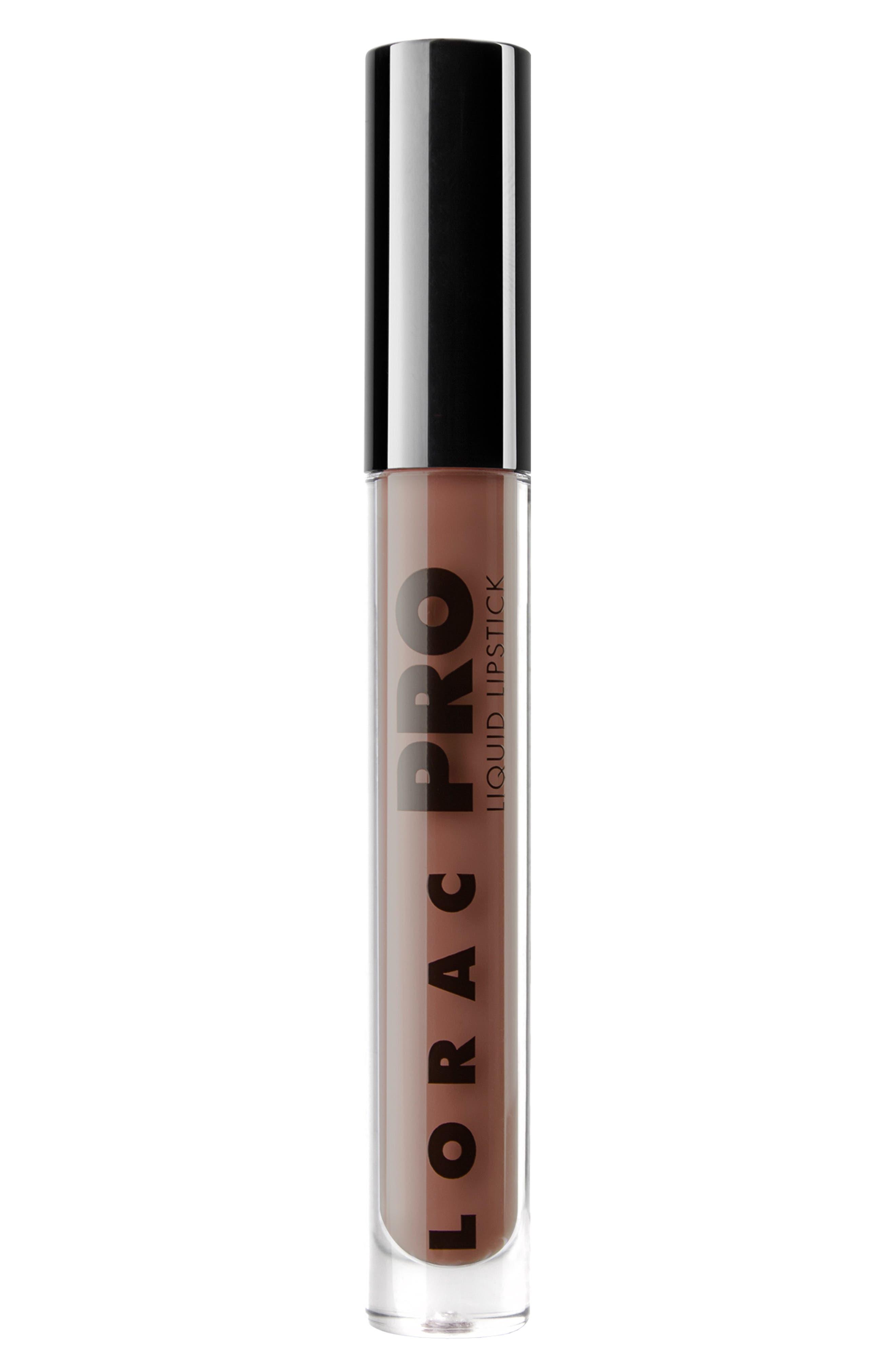 Image of LORAC Liquid Lipstick - Saddle