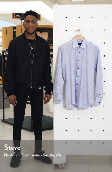 Regular Fit Plaid Dress Shirt, sales video thumbnail