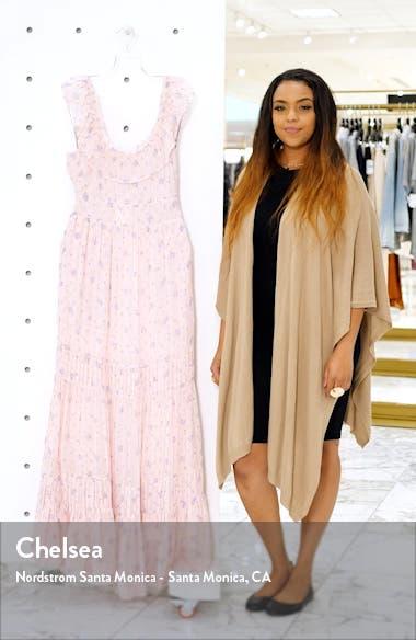 Joanne Floral Maxi Dress, sales video thumbnail