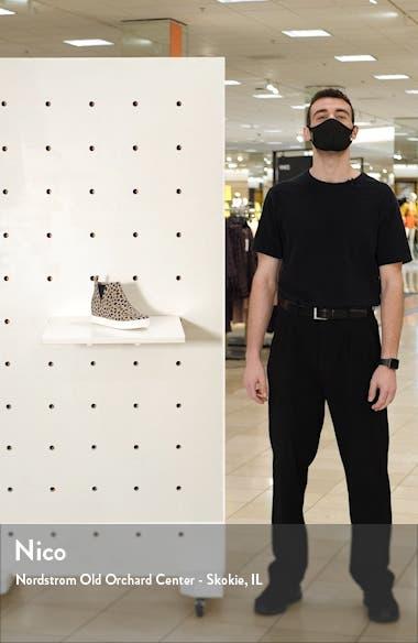 Aidy Water Resistant Wedge Sneaker, sales video thumbnail