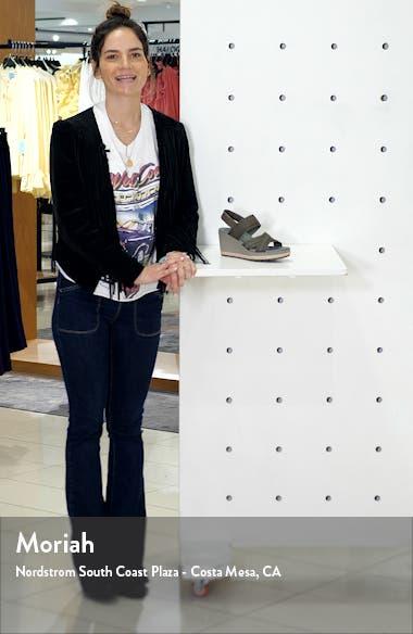 Kaiteri Wedge Sandal, sales video thumbnail