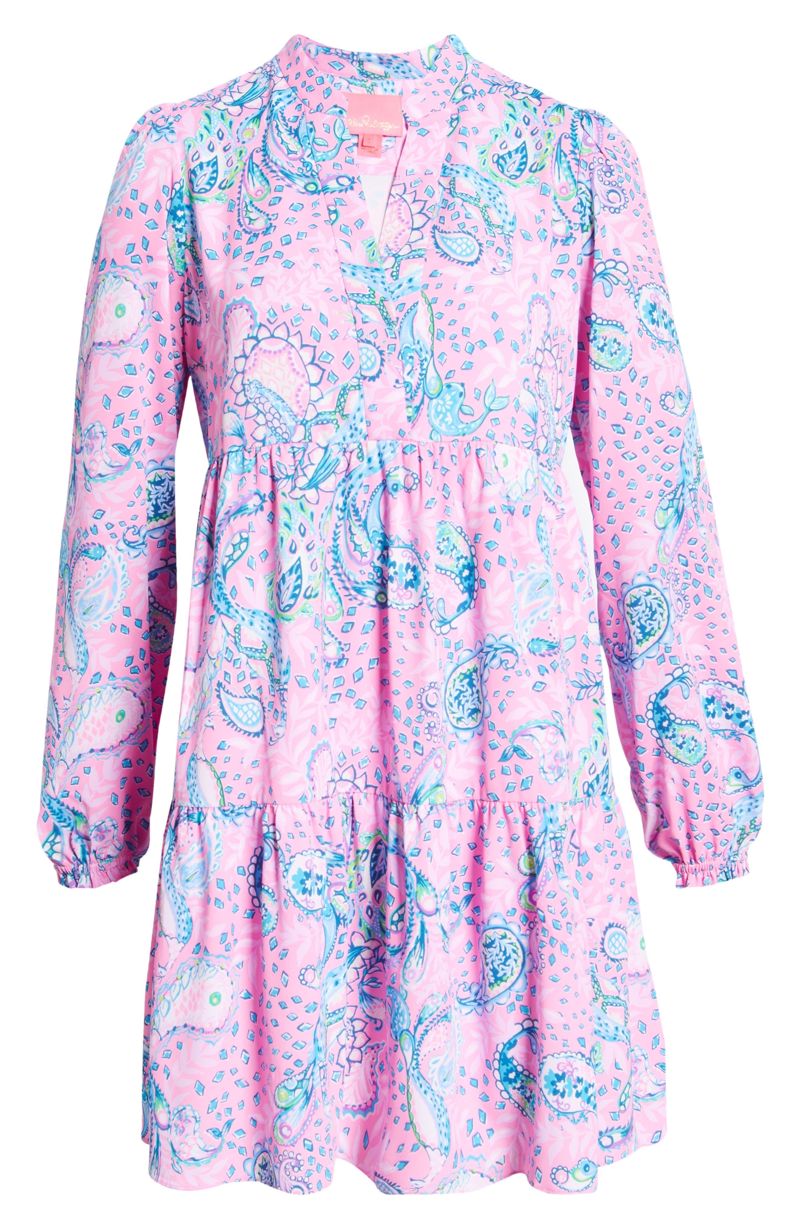 Women's Lilly Pulitzer Winona Long Sleeve Dress