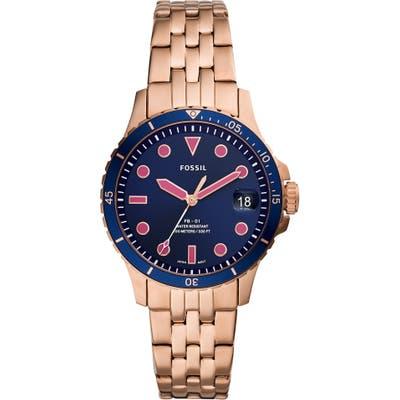Fossil Fb-01 Bracelet Watch,