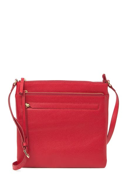 Image of Nordstrom Finn Leather Crossbody Bag