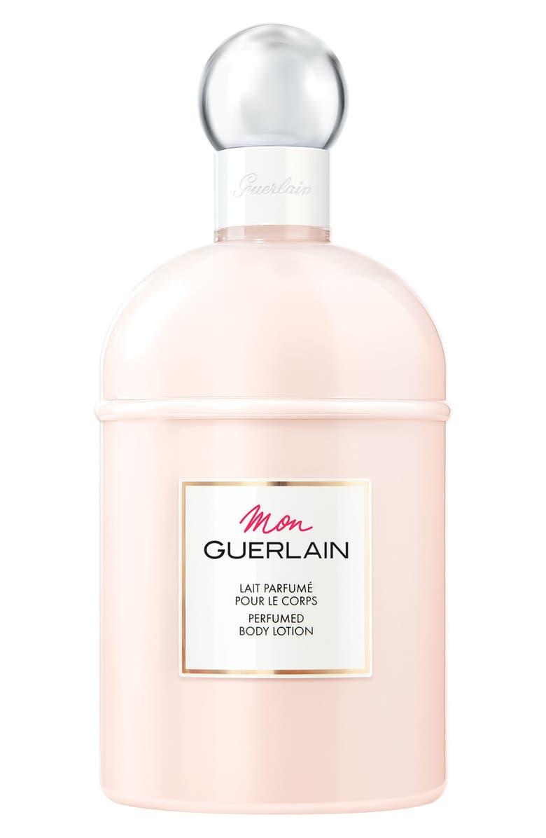 GUERLAIN Mon Guerlain Body Lotion, Main, color, NO COLOR
