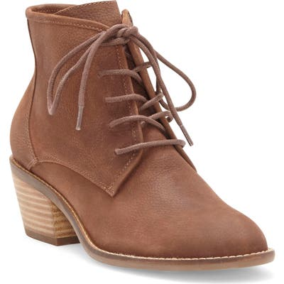 Lucky Brand Idril Bootie- Brown