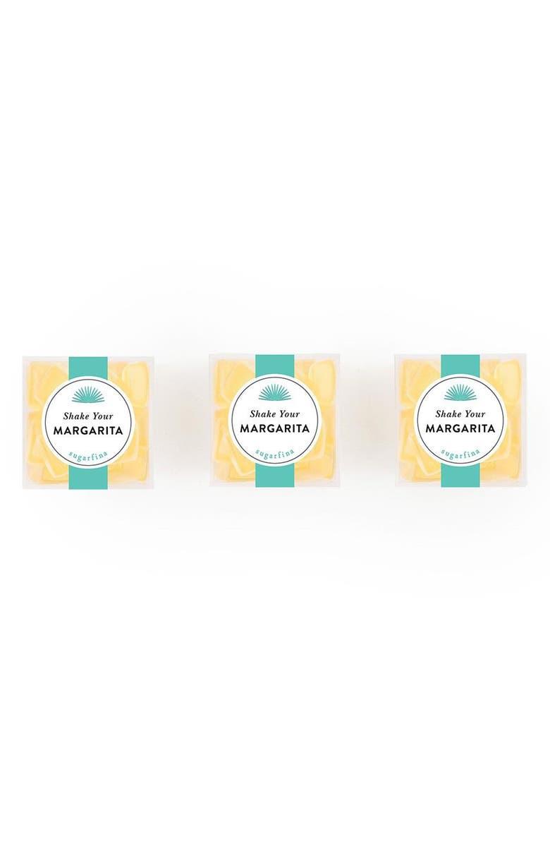 SUGARFINA Casamigos - Shake Your Margarita Tequila Gummy Gift Set, Main, color, Yellow