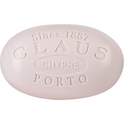 Claus Porto Chypre Cedar Poinsettia Bath Soap