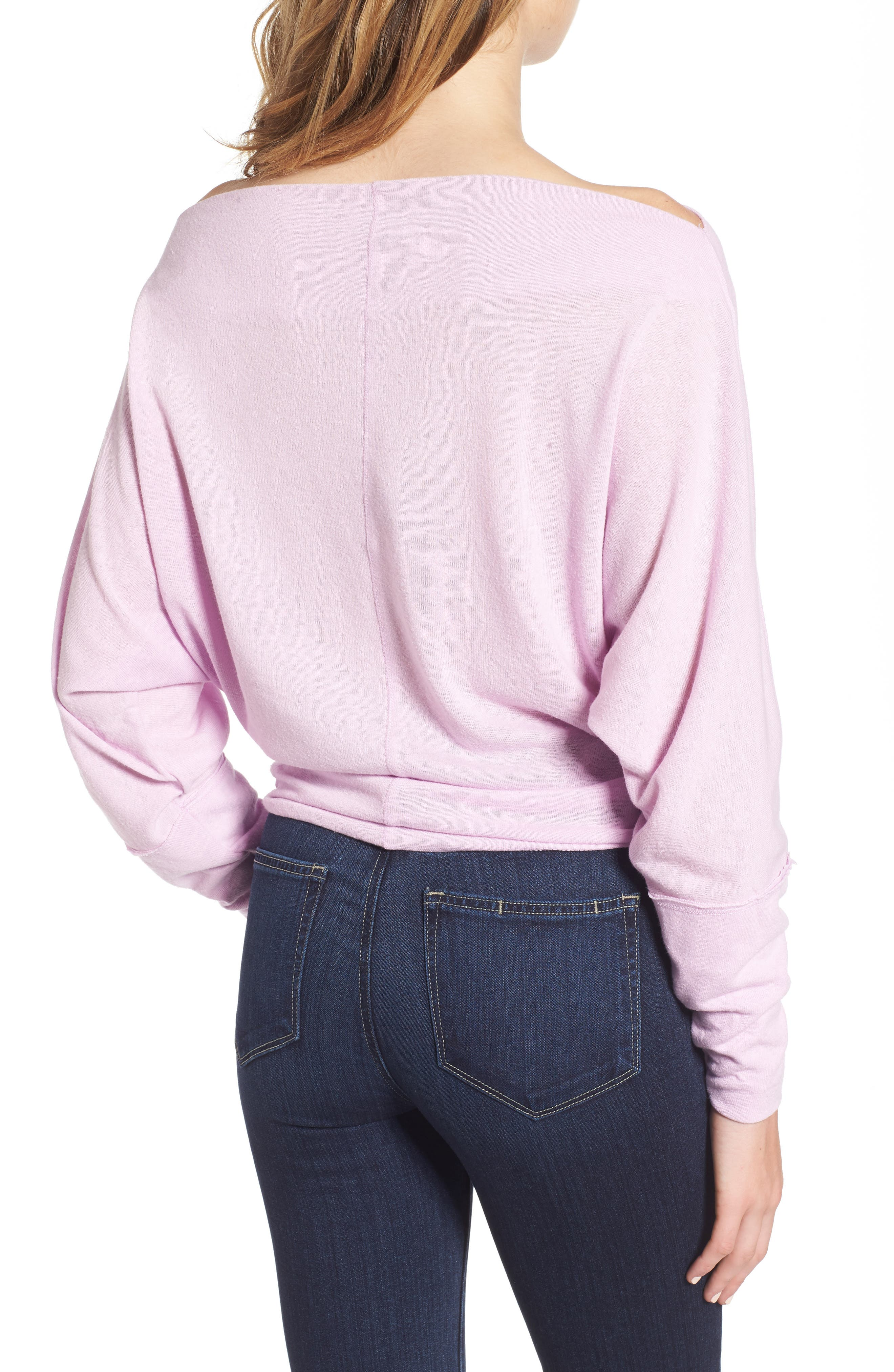 ,                             Valencia Off the Shoulder Pullover,                             Alternate thumbnail 2, color,                             530