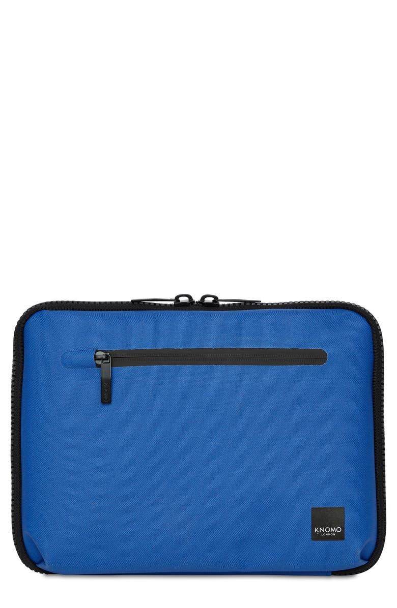 KNOMO LONDON Thames Knomad Organizer, Main, color, AZURE BLUE